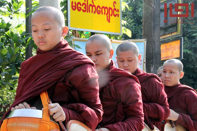2013緬甸朝聖供萬僧