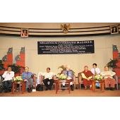 印尼 回佛對談:靈性全球化