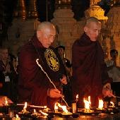 緬甸供萬僧暨第二屆短期出家修道會