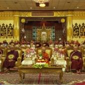 緬甸供萬僧暨南傳短期出家修道會