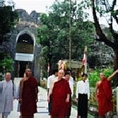 第一屆緬甸供萬僧暨朝聖