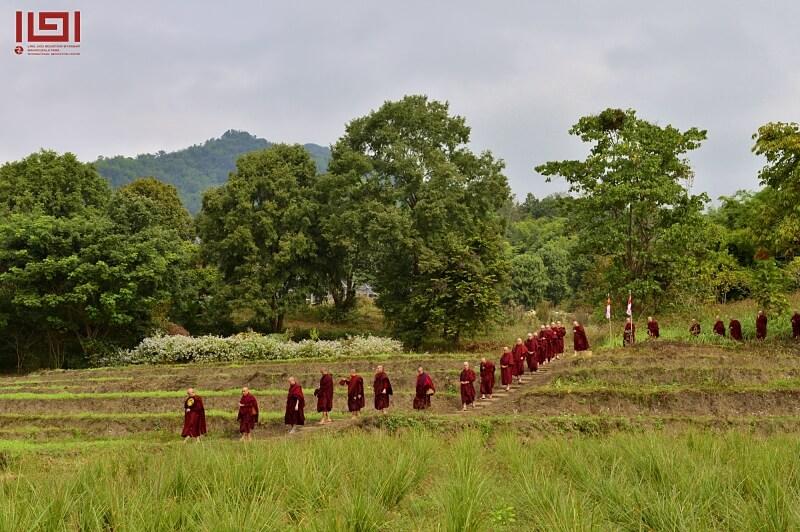 短期出家經驗-願力成就佛國淨土