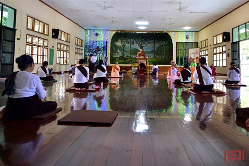 恰宓禪修中心-安寧寂靜的處所